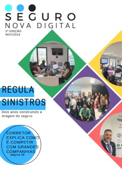Revista Seguro Nova Digital – Ed. 1