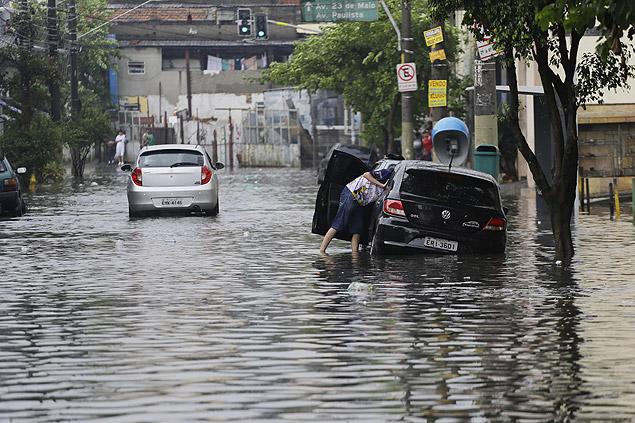 Quando o seguro auto pode cobrir danos em decorrência da chuva?