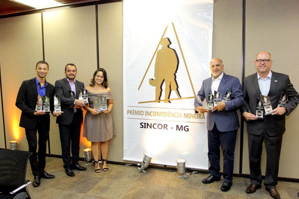 SulAmérica é destaque em sete categorias no Prêmio Inconfidência Mineira