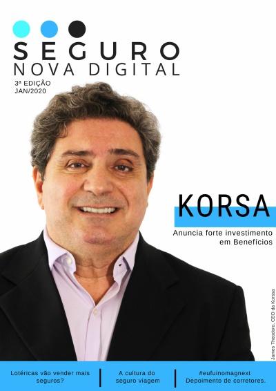 Revista Seguro Nova Digital – 3ª edição