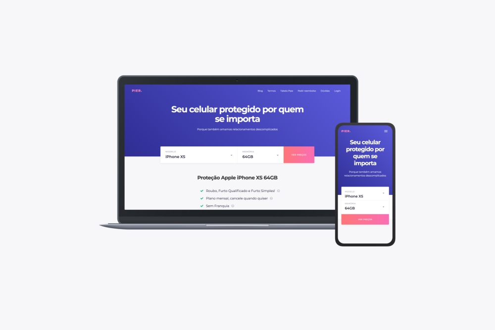 Startup oferece seguro digital contra roubo e furto de celular