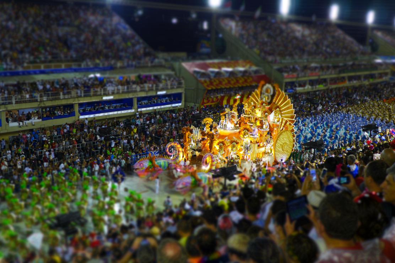 MAPFRE é a seguradora oficial dos desfiles do Carnaval do Rio de Janeiro