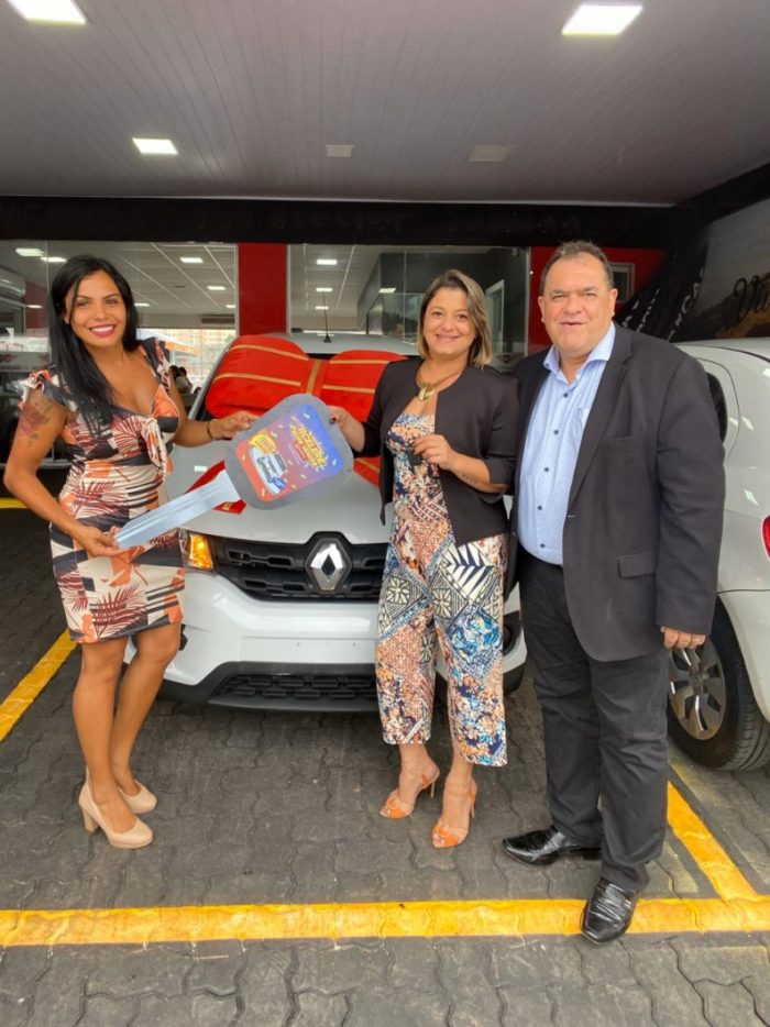 Nunes & Grossi premia mais uma corretora em campanha de incentivo