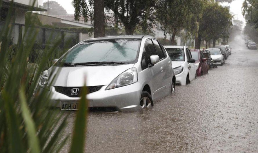 Porto Seguro cobre higienização de carro que tenha sido invadido pela água