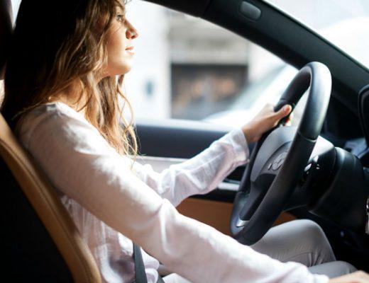 Apenas 18% das mulheres no trânsito estão envolvidas em acidentes fatais