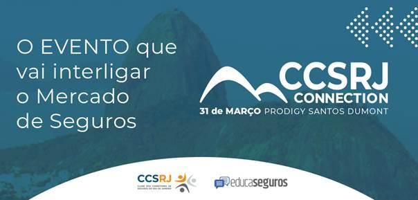CCS-RJ Connection reunirá maiores especialistas em assuntos que mais interessam aos corretores