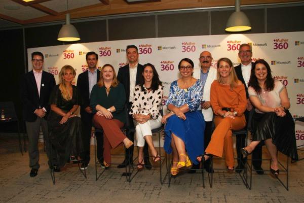 CEO da AXA no Brasil participa de eventos do Movimento Mulher 360 e da AMMS