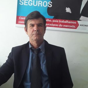 Omario Botelho, Secretário da CONARSEG e presidente da ASCIND