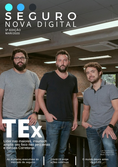 Revista Seguro Nova Digital - 5ª edição