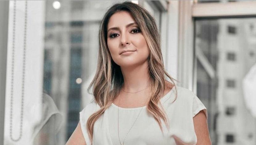"""Fabiana Resende, vice-presidente do Seguro PASI, conta sobre sua carreira no livro """"Mulheres no Seguro"""""""