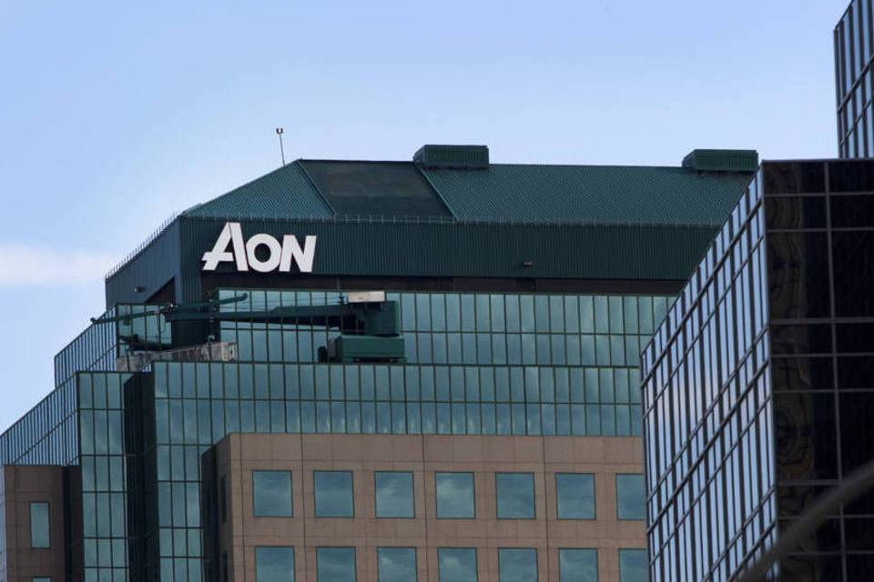 AON ameaça liderança da Marsh no ranking das maiores corretoras do mundo