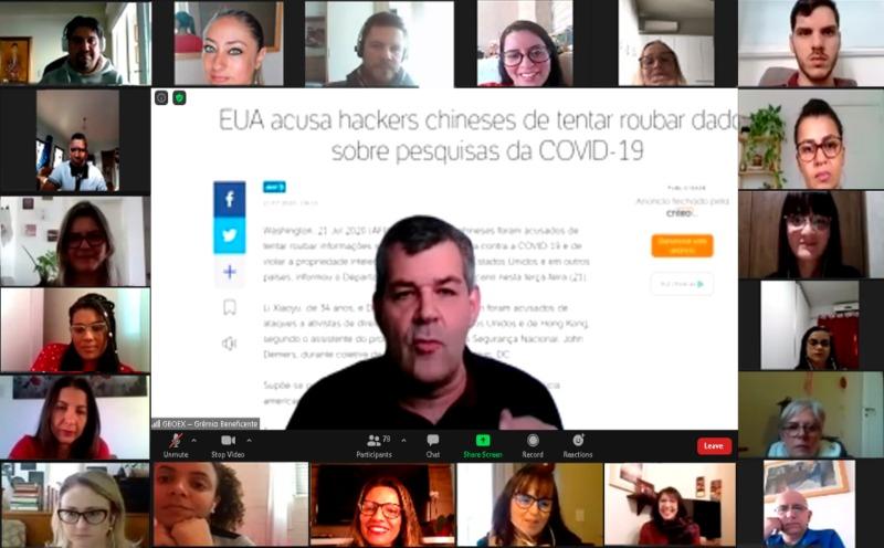 GBOEX promove treinamento sobre segurança e LGPD para colaboradores
