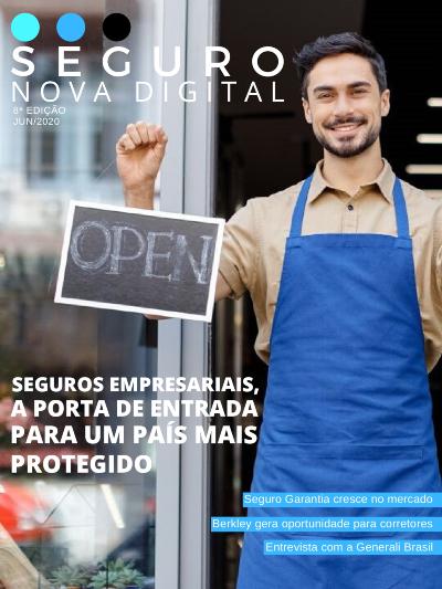 Revista – Seguro Nova Digital – 8ª edição