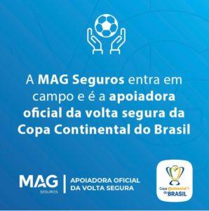 MAG Seguros e Copa do Brasil