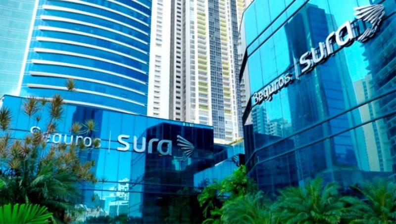 Grupo SURA fecha o primeiro semestre com lucro de USD 66 milhões