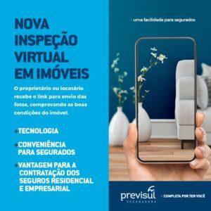 Previsul lança Vistoria Online para seguros Residencial e Empresarial