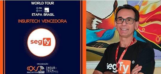 Segfy representará o Brasil no ITC Global