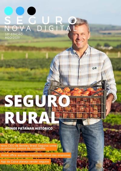 Seguro Rural - 10ª edição Seguro Nova Digital