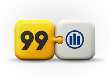 Allianz Partners anuncia parceria inédita com 99