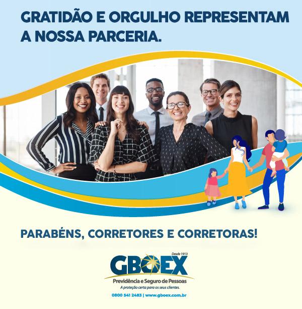 GBOEX homenageia corretores de seguros