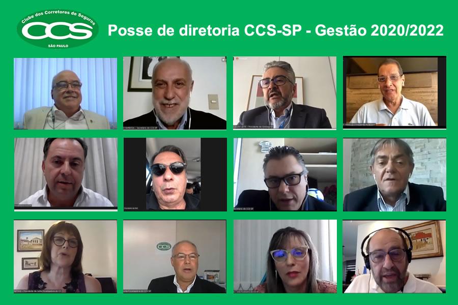 Posse de diretoria do CCS-SP é marcada por clima de união do mercado