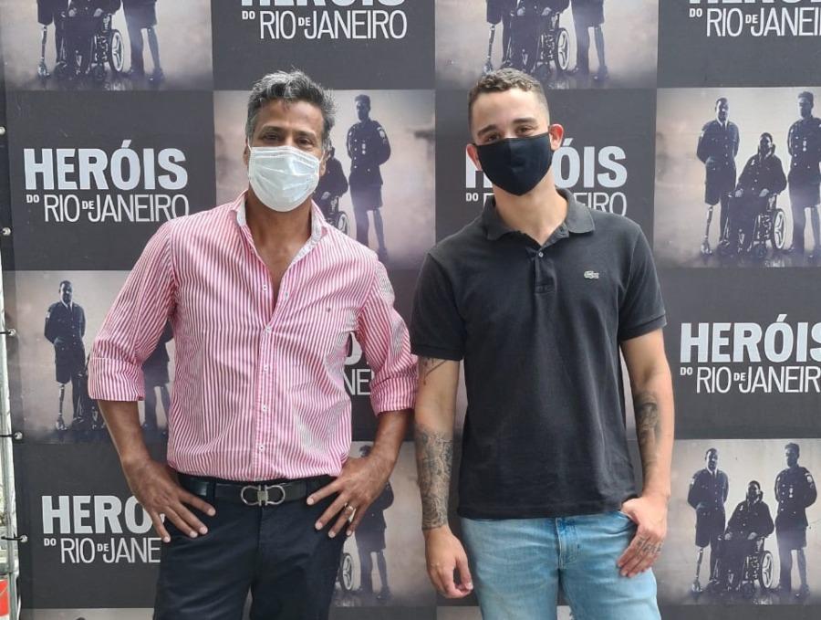 Rede Saúde Total fecha convênio com Associação Beneficente Heróis do Rio de Janeiro