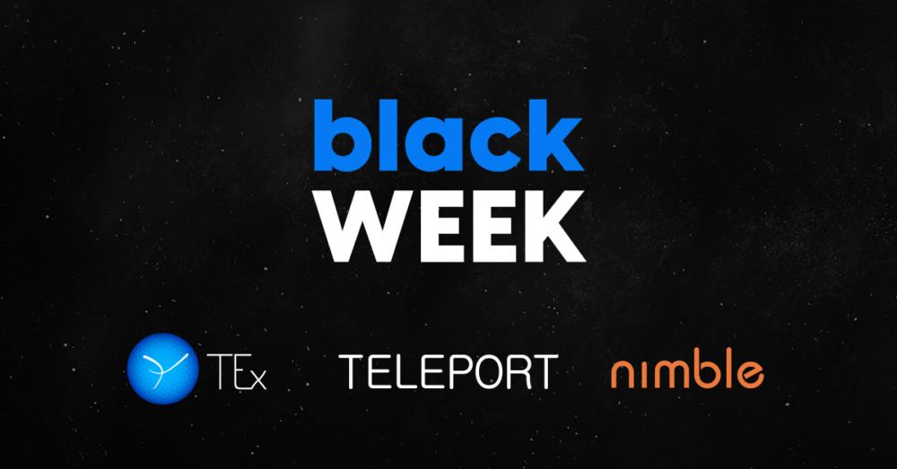 Black Week é promoção inédita da TEx para corretores de todo país