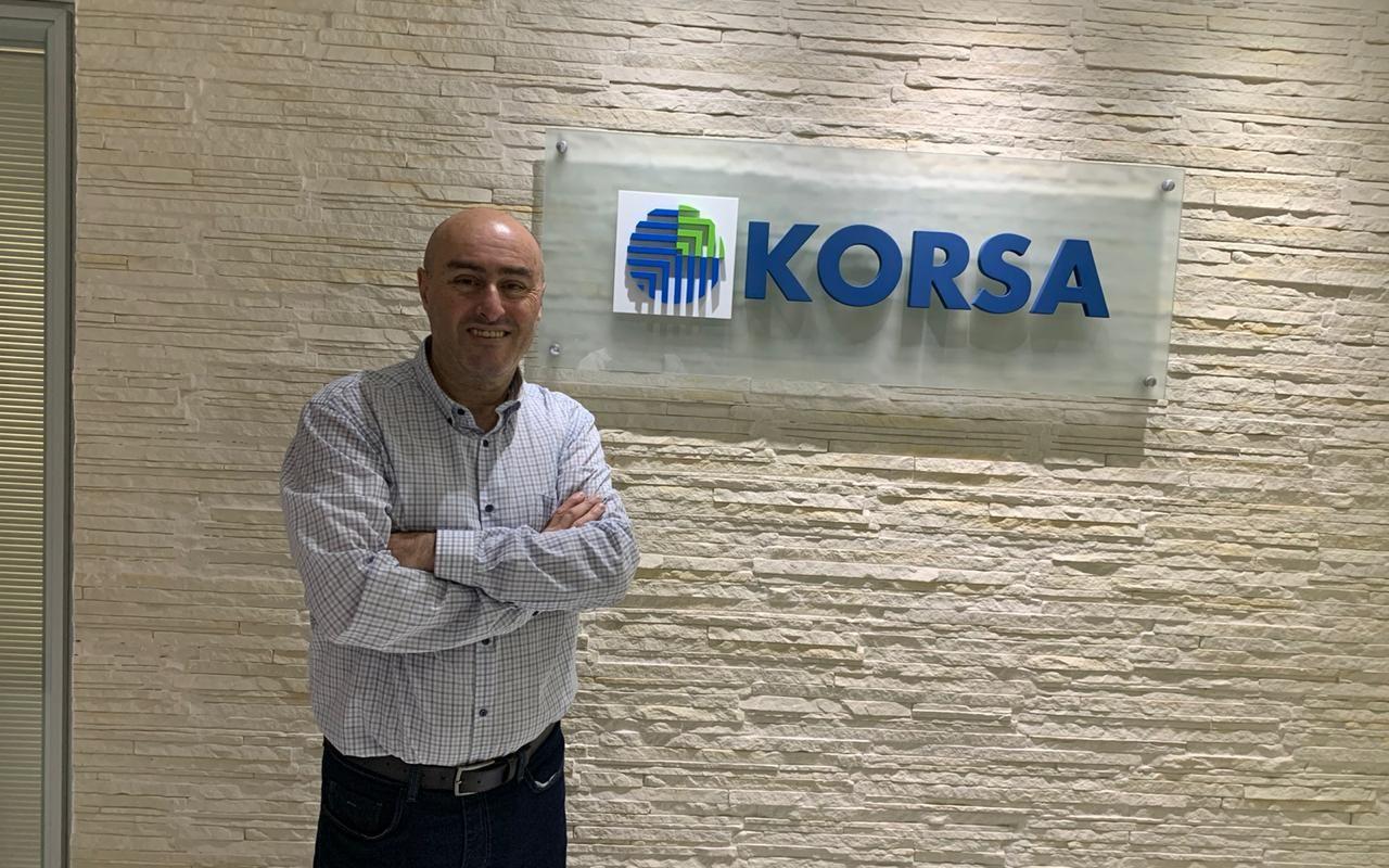 Korsa anuncia novo Superintendente Comercial de Transportes