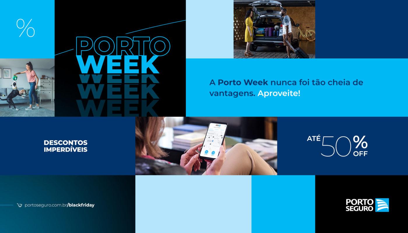 Porto Seguro anuncia semanas de ofertas em novembro