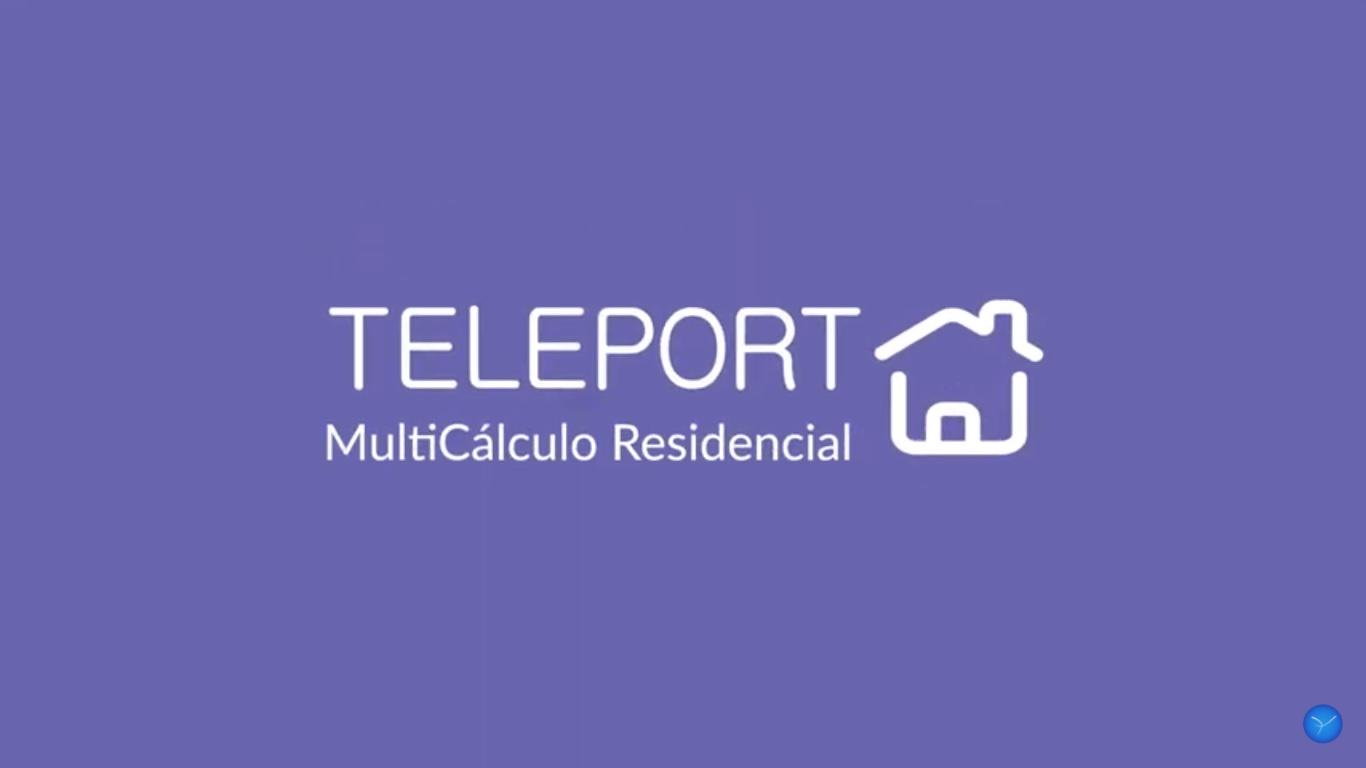 TEx acaba de lançar o primeiro MultiCálculo Residencial, já disponível no TELEPORT