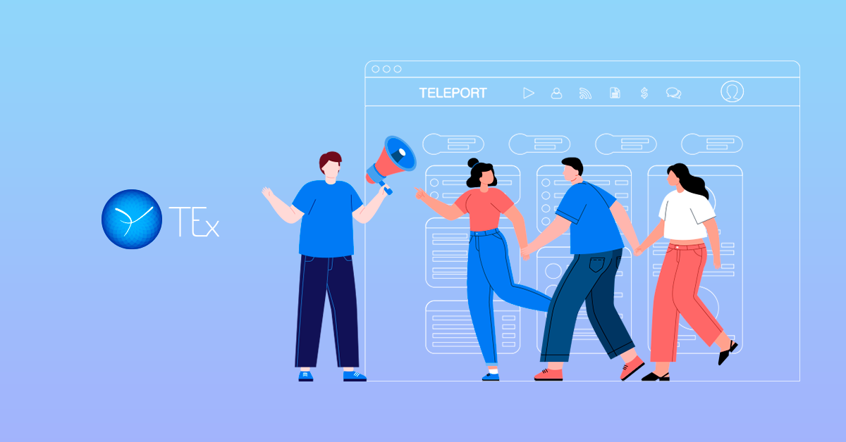 TEx lança nova campanha para os Clientes do TELEPORT