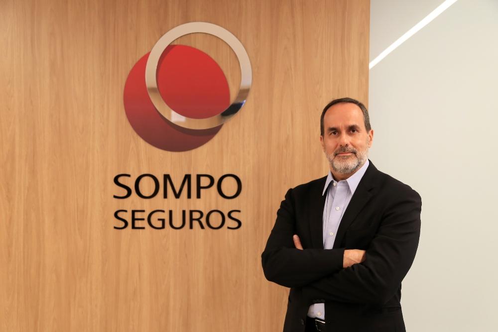 Alfredo Lalia Neto assume o cargo de CEO da Sompo Seguros no Brasil