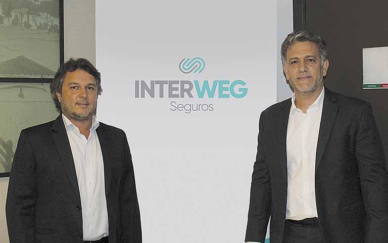 Empresas se unem para criar a corretora Interweg