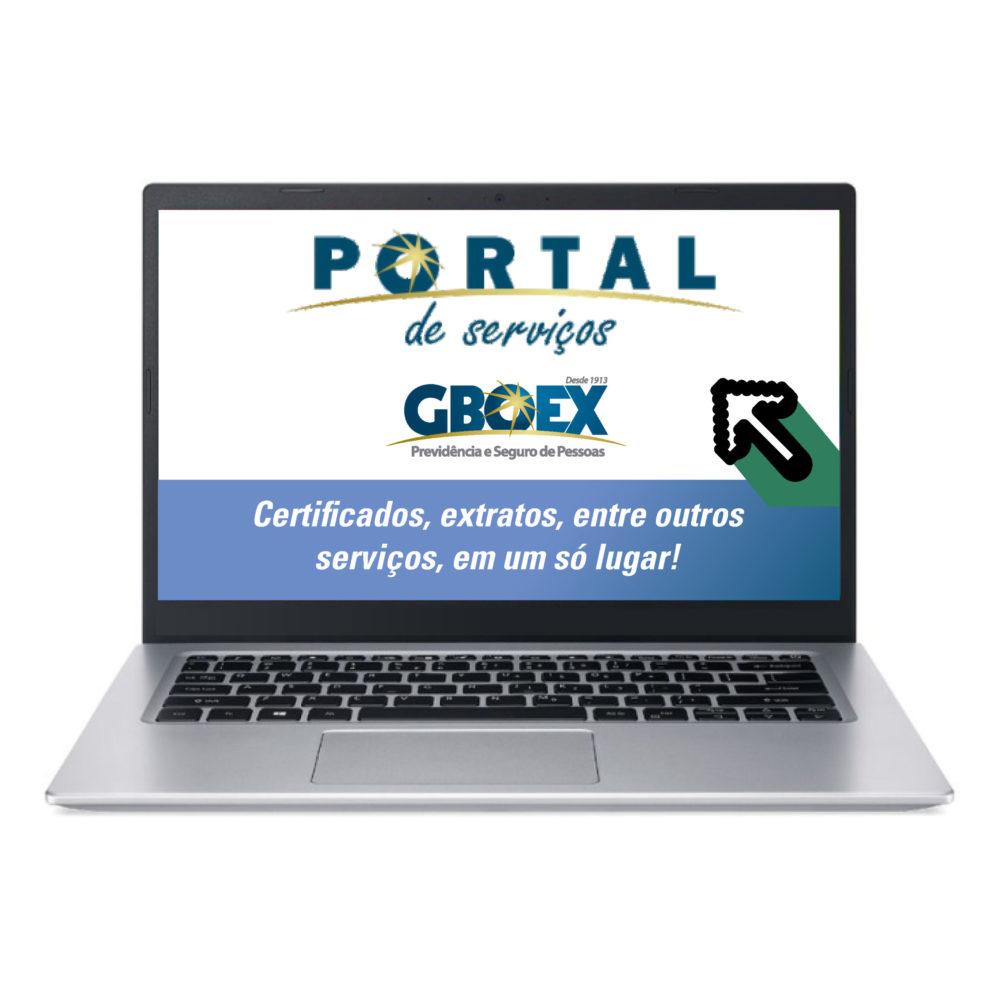 GBOEX lança novo portal de serviços