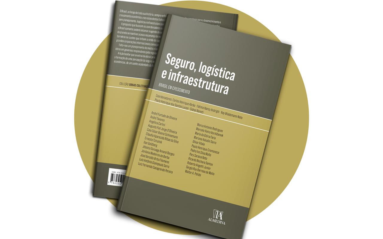 Seguros, logística e infraestrutura: novo livro chega ao mercado