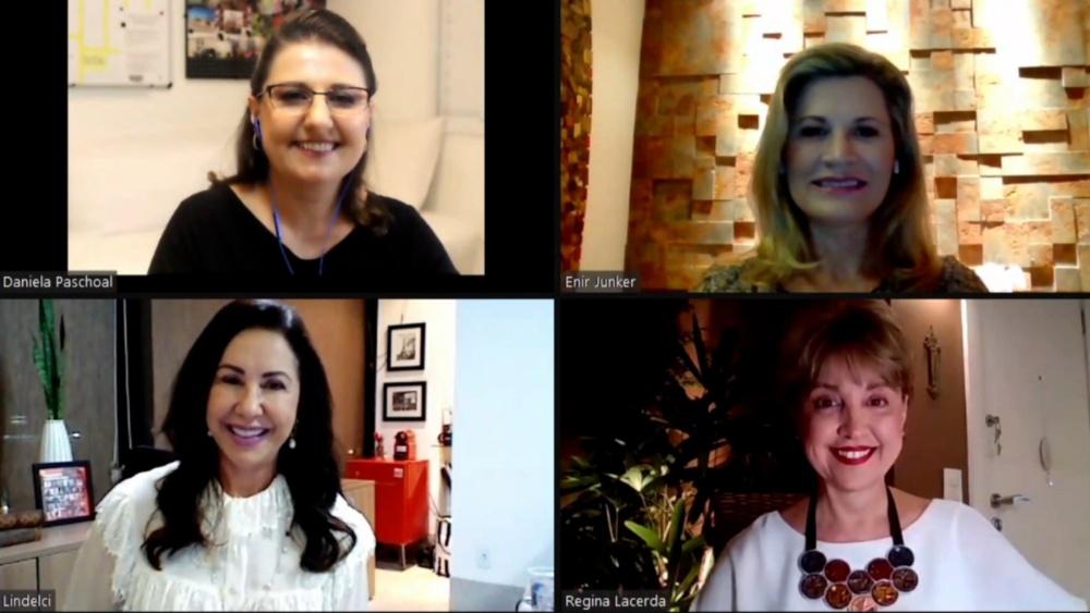 Corretoras de Seguros compartilham suas experiências durante live da Conhecer Seguros