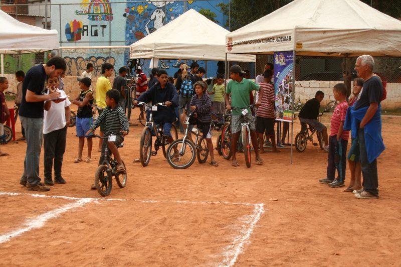 Para fomentar o uso de bike no Brasil, Argo Seguros se torna patrocinador institucional do Aromeiazero