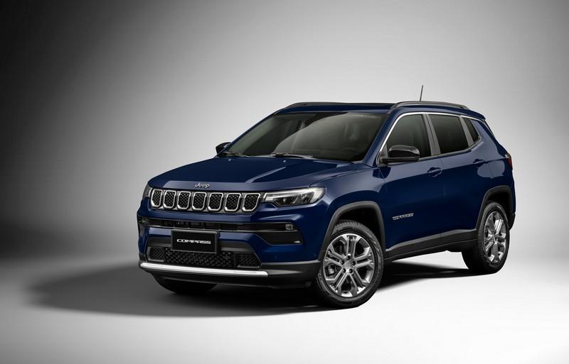 Companhias anunciam desconto de até 15% no seguro dos Jeep Compass e Renegade