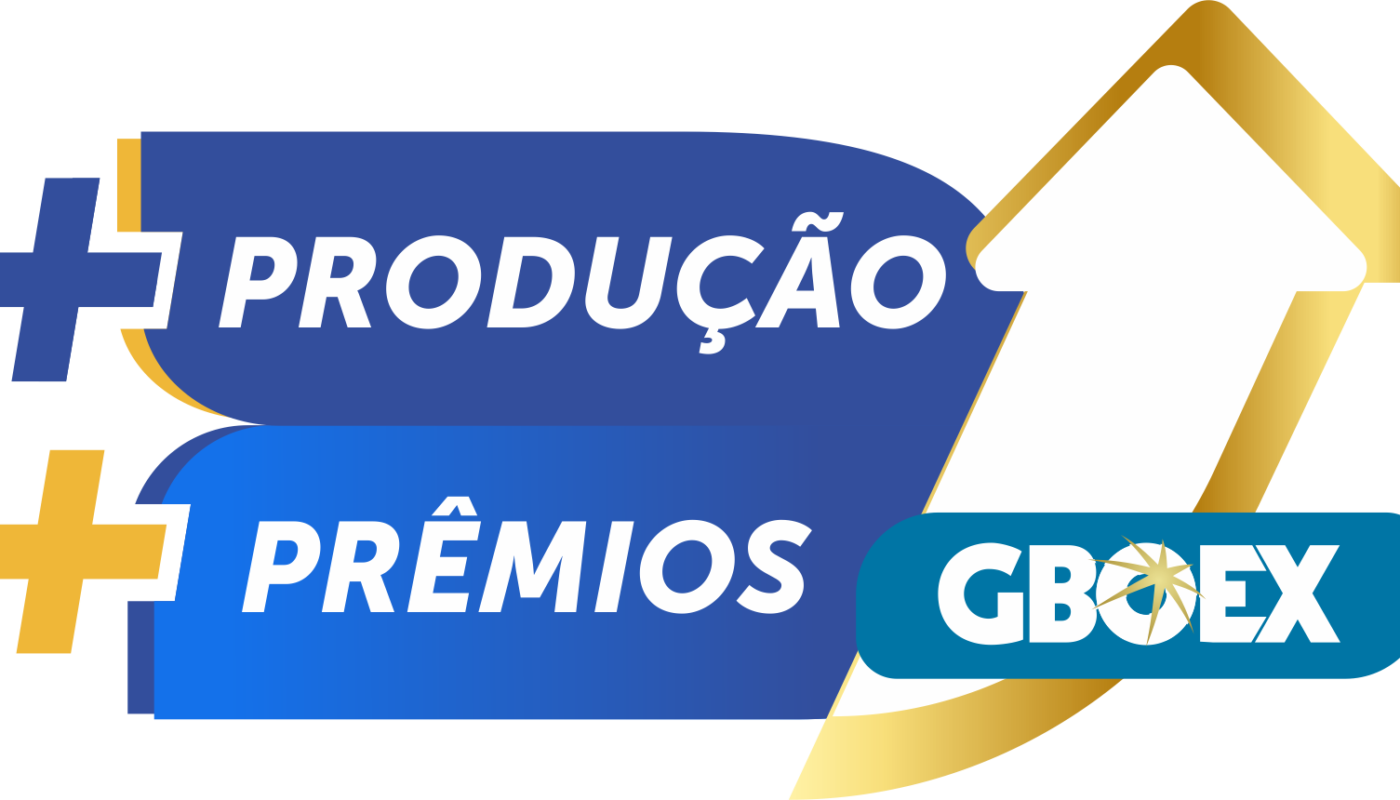Campanha +Produção +Prêmios retorna no mês de aniversário do GBOEX