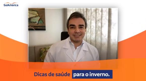 SulAmérica divulga campanha nas redes sociais com dicas para cuidar da saúde no inverno