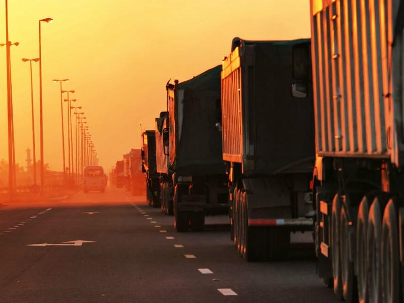Insurtech passa a aprovar contratação de seguro de transporte de carga em tempo real